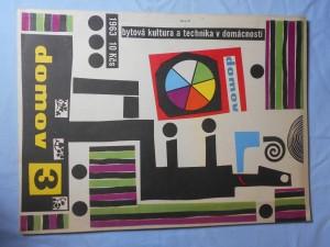 náhled knihy - Domov - bytová kultura a technika v domácnosti 3.