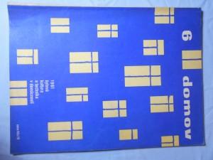 náhled knihy - Domov - bytová kultura a technika v domácnosti 6