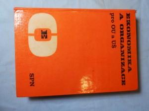 náhled knihy - Ekonomika a Organizace pro OU a UŠ