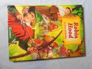 náhled knihy - Robin Hood a jiné příběhy