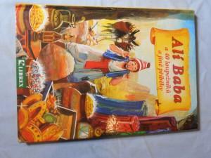 náhled knihy - Alí Baba a 40 loupežníků a jiné příběhy Alí Baba a čtyřicet loupežníků a jiné příběh
