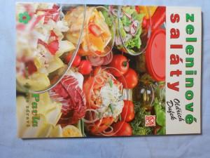 náhled knihy - Zeleninové saláty : vitaminy pro zdraví po celý rok