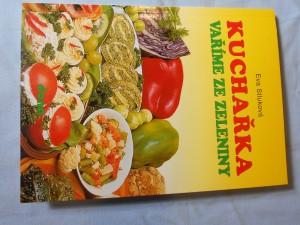 náhled knihy - Kuchařka : vaříme ze zeleniny