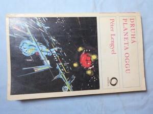 náhled knihy - Druhá planeta Oggu