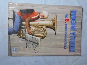 náhled knihy - Hudební výchova pro 6. ročník základní školy
