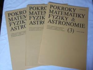 náhled knihy - Pokroky matematiky, fyziky a astronomie 1, 2, 3 ročník XXX