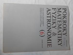 náhled knihy - Pokroky matematiky, fyziky a astronomie 6 ročník XXIV