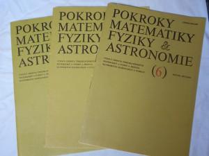 náhled knihy - Pokroky matematiky, fyziky a astronomie 2, 4, 6 ročník XXVI