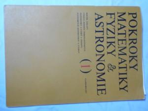 náhled knihy - Pokroky matematiky, fyziky a astronomie 1 ročník XXII