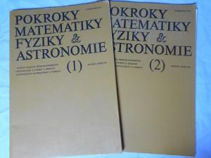 náhled knihy - Pokroky matematiky, fyziky a astronomie 1, 2 ročník XXXI