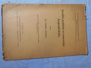 náhled knihy - Sociální pojištění se stanoviska hospodářského