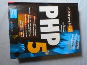 náhled knihy - Mistrovství v PHP 5