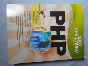 náhled knihy - 1001 tipů a triků pro PHP