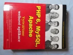 náhled knihy - PHP 6, MySQL, Apache : vytváříme webové aplikace