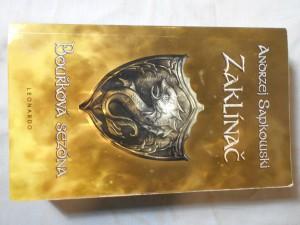 náhled knihy - Zaklínač : román o Geraltovi. Bouřková sezóna