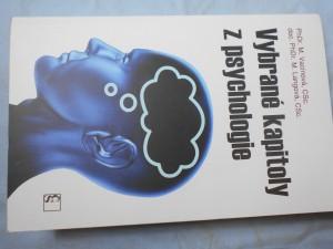 náhled knihy - Vybrané kapitoly z psychologie