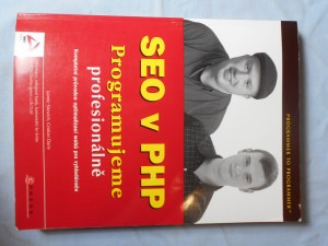 náhled knihy - SEO v PHP : programujeme profesionálně