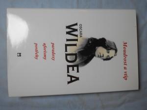 náhled knihy - Moudrost a vtip Oscara Wildea