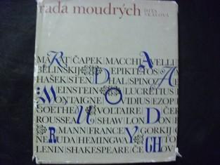 náhled knihy - Rada Moudrých