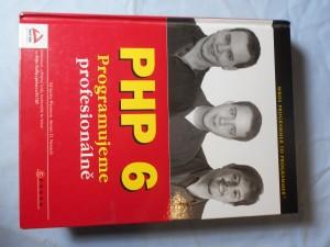 náhled knihy - PHP 6 : programujeme profesionálně