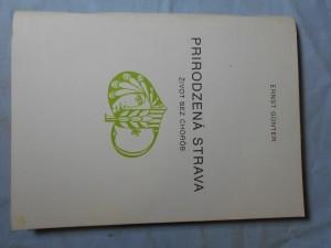 náhled knihy - Prirodzená strava, život bez chorob