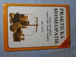 náhled knihy - Praktická homeopatie : cesta ke zdraví : rádce pro celou rodinu
