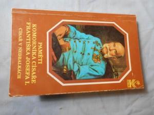 náhled knihy - Paměti komorníka císaře Františka Josefa I. : (zachovej nám Hospodine ---) : císař v nedbalkách