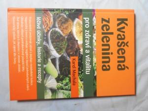 náhled knihy - Kvašená zelenina pro zdraví a vitalitu : léčivé účinky, recepty, historie