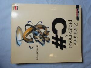 náhled knihy - Začínáme programovat v C#