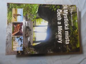 náhled knihy - Mystická místa Čech a Moravy