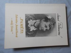 náhled knihy - Paměti: Zdenka Janáčková - můj život