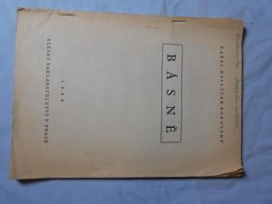náhled knihy - Básně (Tyrolské elegie, Křest sv. Vladimíra, Král Lávra, Epigramy)