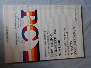 náhled knihy - Německo-český slovník pro uživatele počítačů, obchodníky a překladatele = Deutsch-tschechisches Wörterbuch für Computeranwender, Händler und Übersetzer