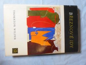 náhled knihy - Březnové idy : [román o Juliu Caesarovi]