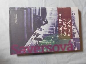 náhled knihy - Podivné námluvy lorda Petra