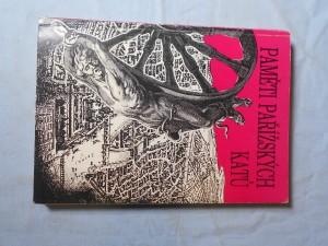 náhled knihy - Paměti pařížských katů