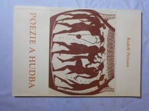 náhled knihy - Poezie a hudba: Průhledy k věčnému tématu