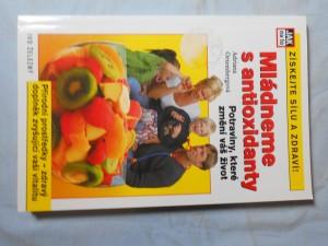 náhled knihy - Mládneme s antioxidanty