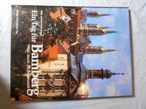 náhled knihy - Ein Tag für Bamberg: Wege durch die Traumstadt