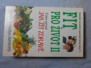 náhled knihy - Fit pro život II: Jak žít zdravě