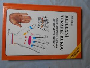 náhled knihy - Reflexní terapie rukou : nejdostupnější metoda alternativní medicíny