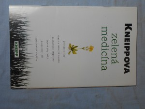 náhled knihy - Kneippova zelená medicína
