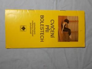 náhled knihy - Cvičení při bolestech způsobených zvýšenou kloubní pohyblivostí