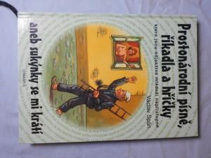 náhled knihy - Prostonárodní písně, říkadla a hříčky, aneb, Sukýnky se mi krátí