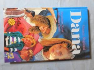 náhled knihy - Děvčátko Dana, Skautka Dana