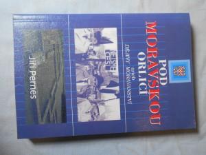 náhled knihy - Pod moravskou orlicí, aneb, Dějiny moravanství