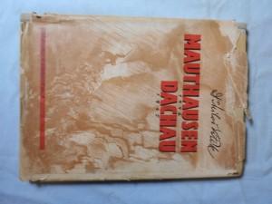 náhled knihy - Svědectví o Mathausenu 1942 a Dachau 1945