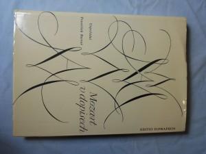 náhled knihy - Mozart v dopisech