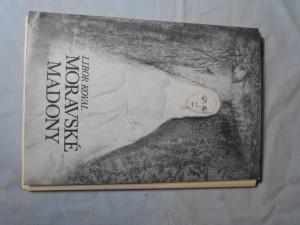 náhled knihy - Moravské madony : deset mariánských obrázků z mor. poutních míst