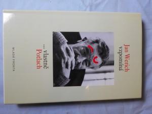 náhled knihy - Jan Werich vzpomíná : -vlastně Potlach